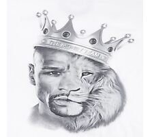 Lion Mayweather Photographic Print