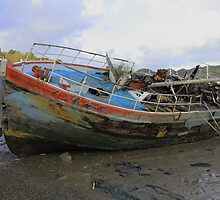 CONWY WRECK by andysax