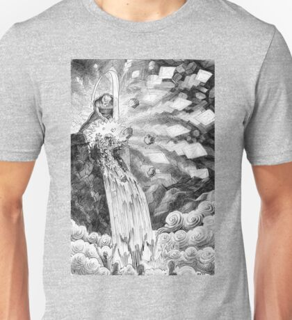 Smite the rock. Unisex T-Shirt
