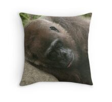 Define Humanity Throw Pillow