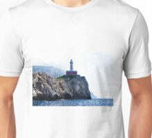 Amalfi Coast Lighthouse Unisex T-Shirt