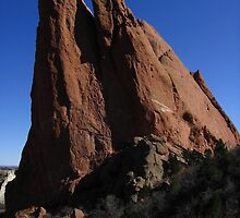 Tower of Babel, Garden of the Gods, Colorado Springs, CO 2009 by J.D. Grubb