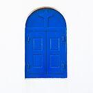 blue window by Joana Kruse