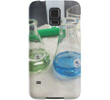 Chemistry titration Samsung Galaxy Case/Skin