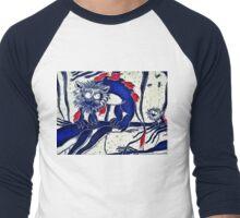 The First Hunting Men's Baseball ¾ T-Shirt