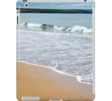 ballybunion beach near the cashen estuary iPad Case/Skin