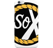 SoX - The Social Experiment iPhone Case/Skin