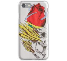 tattoo designs on items rather than skin iPhone Case/Skin