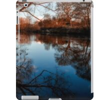 Evening on the River Tees iPad Case/Skin