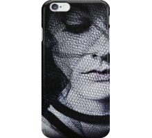 Take All Your Fluid Words, Kiss Me Farewell iPhone Case/Skin
