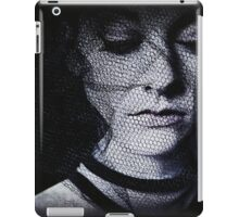 Take All Your Fluid Words, Kiss Me Farewell iPad Case/Skin