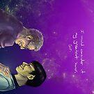 Leonard Nimoy - The Greatest Honor by anifanatical