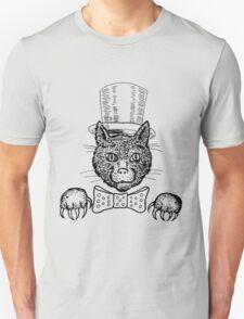 Tophat Cat T-Shirt