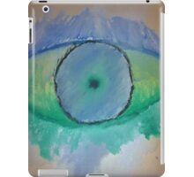 Flowing Eyes. iPad Case/Skin