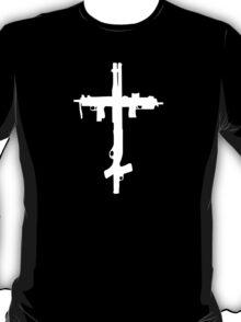 Trap Gun Cross T-Shirt