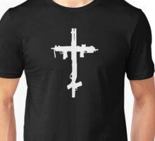 Trap Gun Cross Unisex T-Shirt