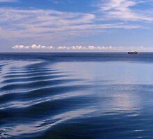 Blue Waves by Jo Nijenhuis