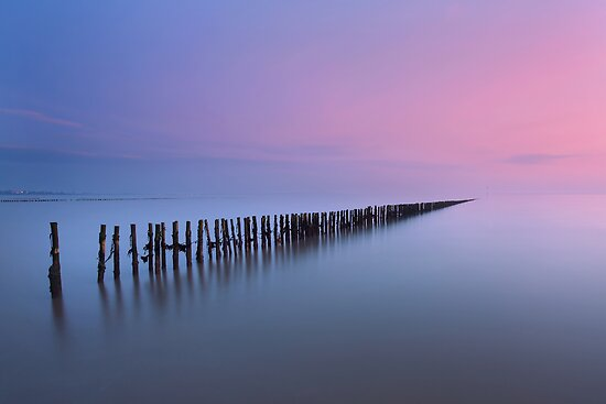 East Mersea, Essex by Ian Flindt