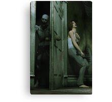 Necrophobia - Zombie Horror  Canvas Print