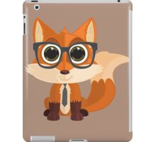 Fox Nerd iPad Case/Skin
