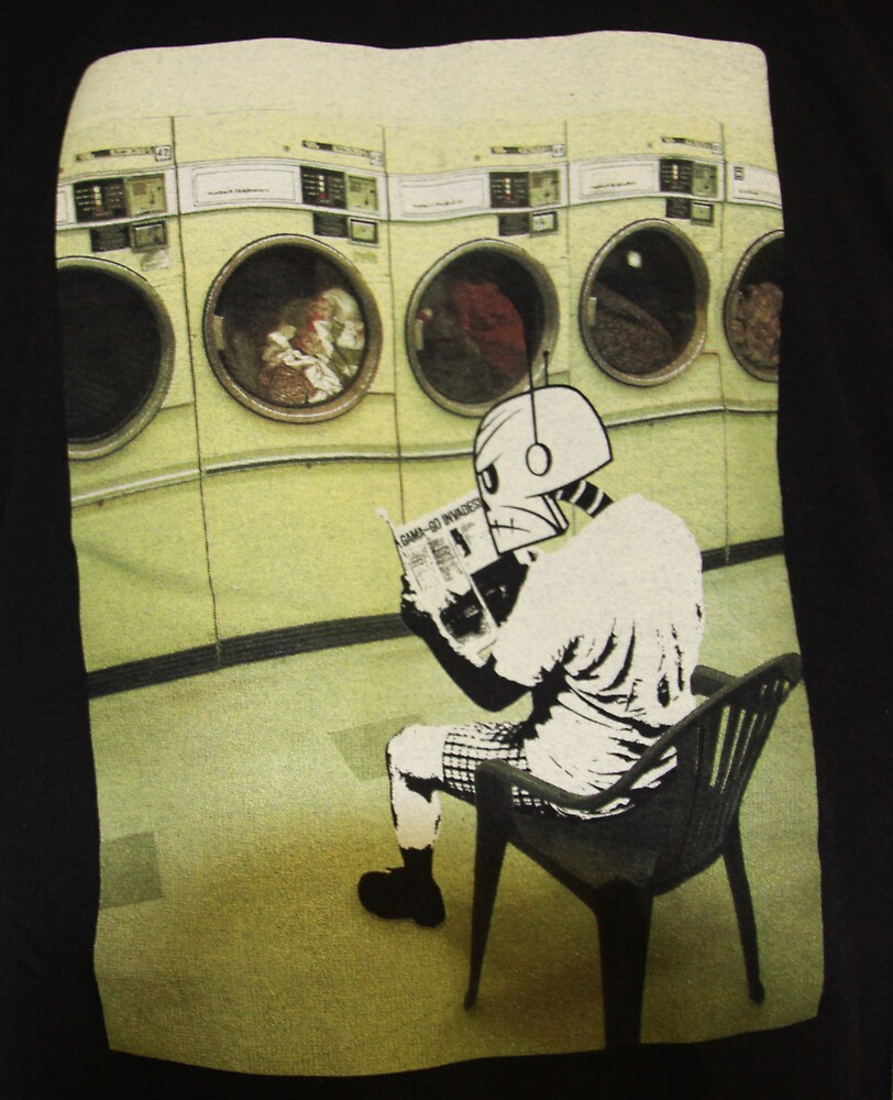 Framing - Laundry Mechanics by valleylilie