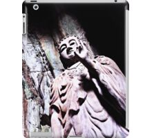 Buddha in a Cave  iPad Case/Skin