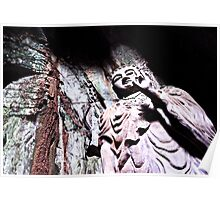 Buddha in a Cave  Poster