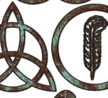 TRIQUETRA - the sea L Sticker