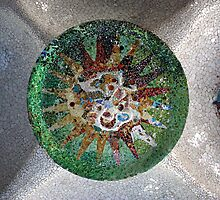Parc Guell by Catherine Hadler