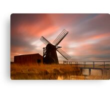 Herringfleet, Suffolk Metal Print