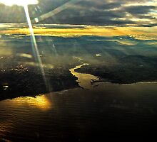 Oporto sunrise by BaZZuKa