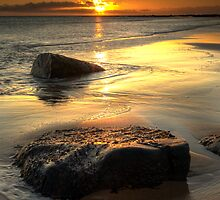 SUNRISE AT SUGAR SANDS by STEVE  BOOTE