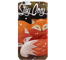 Stay Cozy iPhone Case/Skin