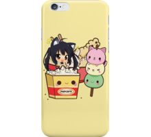 Kawaii Food - Azunyan iPhone Case/Skin