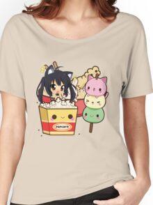 Kawaii Food - Azunyan Women's Relaxed Fit T-Shirt