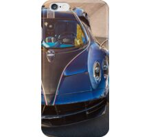 Pagani Huayra 730s iPhone Case/Skin