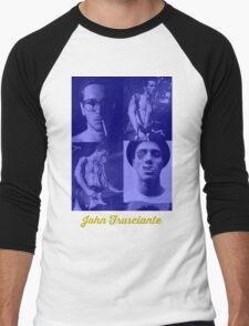 Young Blue Fru  Men's Baseball ¾ T-Shirt