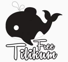 Orca Tilikum One Piece - Short Sleeve