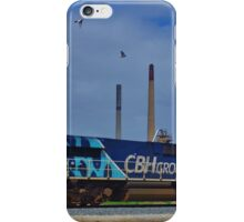 Kwinana Railway iPhone Case/Skin