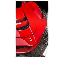 Ferrari LaFerrari Nose Poster