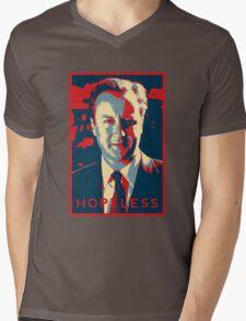 David Cameron - Hopeless Mens V-Neck T-Shirt