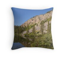 Twin Lakes Throw Pillow