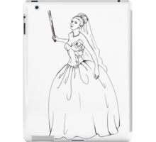 Angry Bride iPad Case/Skin