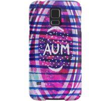 Aum & Stars: Inner Power Painting Samsung Galaxy Case/Skin