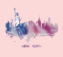 Skyline New York City Kids Clothes