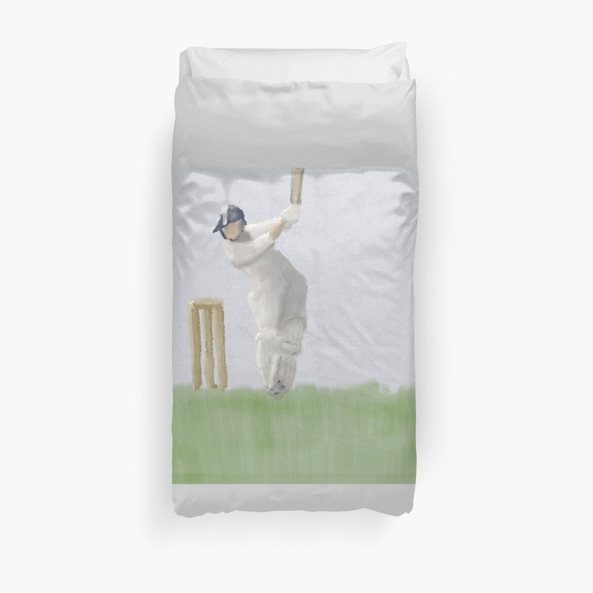 Quot Cricket Quot Duvet Covers By Eternaletizia Redbubble