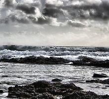 Stormy Waters by Kernow-Digital