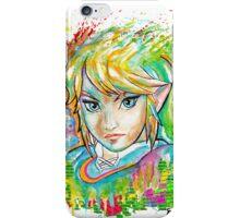 Epic Link Streetart Tshirts + More ' Legend of Zelda ' Jonny2may iPhone Case/Skin