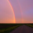 rainbow road by Heath Dreger
