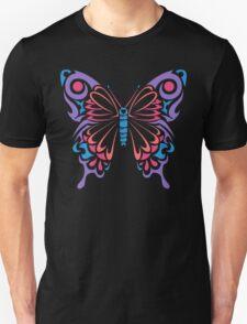 Tribal Butterfly Unisex T-Shirt